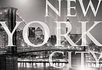Фотообои на стену «Город Нью Йорк». Komar 1-614 New York City