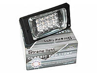 Фары STRONG LIGHT K-12839 LED white (NIVA) 12LED