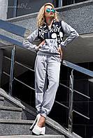 Женский молодежный спортивный костюм с Микки Маусами