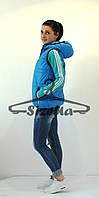 Жилетка Nike голубого асфальт