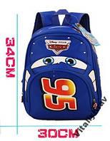 Рюкзак детский, школьный, авто. Disney Pixar Cars.