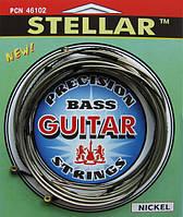 Идеальные Струны для Бас Гитары Stellar