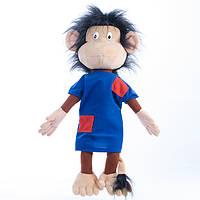 Детская мягкая игрушка,обезьянка Мама
