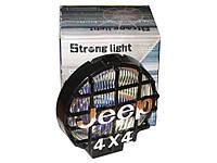 Фары STRONG LIGHT SL-165 RY JEEP 4x4 пара