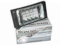 Фары STRONG LIGHT K-12838 LED white (ВАЗ-2110 ) 12