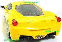 Машинка на p/y Ferrary Italia Феррари, 20см, аккум