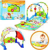 Развивающий игровой коврик для младенца М 0873