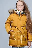 Зимняя куртка   для девочки X-Woyz 8239