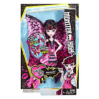 Кукла Monster High Ghoul-to-Bat Transformation Draculaura Дракулаура улетная