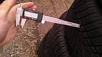 Шины зимние DUNLOP 235/65 R 17 5.5mm резина шини