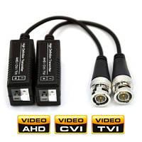 Відео балун TVI CVI AHD HD передавач пара