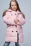 Красивая зимняя куртка  для девочки X-Woyz - 8234