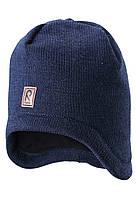 Зимняя шапка для мальчика Reima 528486-6980. Размер  50-56.