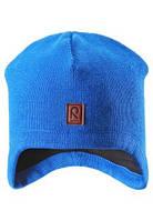 Зимняя шапка для мальчика Reima 528486-6560. Размер  50-56.