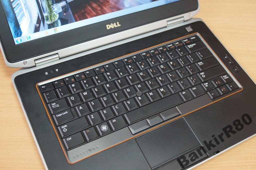 Dell Latitude E6420, 4Gb, i5-2520m, Nvidia