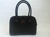 Черная сумка небольшого размера 0610