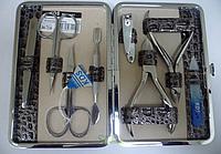 Маникюрный набор KDS 7114, 8 предметов