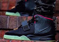 Кроссовки Nike AIr Yeezy 2 Solar