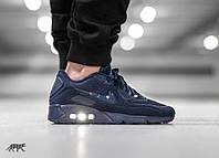 "Кроссовки Nike Air Max 90 Ultra BR ""Navy Blue"""