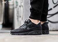 "Кроссовки Nike Air Max 90 Ultra BR ""All Black"""