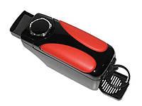 Подлокотник 48007 Black+Red