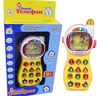 Развивающая музыкальная игрушка  Joy Toy Умный телефон на русском