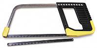 Ножовка по металлу 150мм мини рамочная, с пластиковой ручкой + запасное полотно    STANLEY 0-15-218