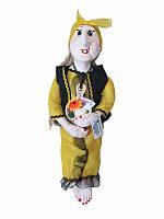Оберег Баба-Яга (желтое платье) (Куклы)