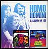 CD Польский Рок HOMO HOMINI 2 in 1 cd