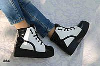 Ботиночки на платформе(маленькие размеры 31-35)