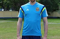 Тренировочная футболка сборной Украины по футболу