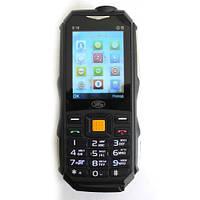 Мобильный телефон Hope S16 Land Rover 2 SIM противоударный, батарея 10000 mAh черный