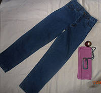 Прямые джинсы для девочки подростка