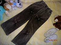 Шикарные стильные вельветовые штаны