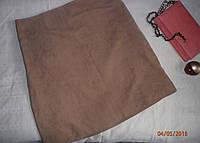 Красивая короткая юбка на подкладке