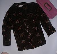 Красивая блузка-рубашка