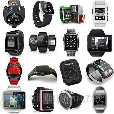 Лучшие часы 2016 года c GPS трекером