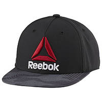 Кепка черная Reebok Training Unisex 6 Panel Hat AY0257 классика - 2016/2