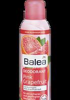 Дезодорант для тела Розовый Грейпфрут Balea Deospray Grapefruit 200 мл.