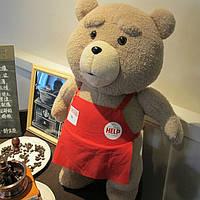 Плюшевый мишка TED (Третий лишний)