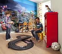 Komar 8-400 Cars World Детские фотообои на стену «Тачки»