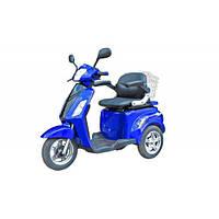 Специальный трехколесный электроскутер для пожилых людей VEGA HELP 500w  двигатель с редуктором