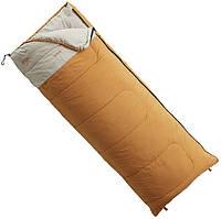 Спальный мешок Ferrino Travel 190/+5°C Mustard (Left) 922932, горчичный / бежевый