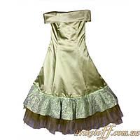Праздничный наряд «Платье парижанки»