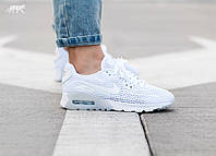 """Кроссовки Nike WMNS Air Max 90 Ultra BR """"White"""""""