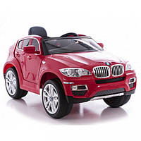 Детский электромобиль T-791 BMW X6 RED