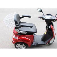 Новинка трехколесный электро скутер для пожилых людей VEGA HELP 500w  комфортное регулируемое сиденье