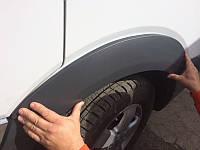 Накладки на колёсные арки (расширители) Mercedes Sprinter 906