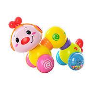 Интерактивная игрушка  Huile Toys Гусеница