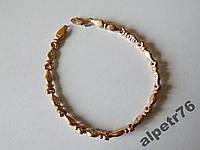 Золотой женский браслет 585пр 4.69грм